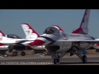 Greatest thunderbirds video ever!؟ incredible take-offs, maneuvers, formations and cockpit footage!