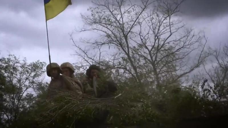 Морській піхоті України (Христина Панасюк Frost Вірні завжди)