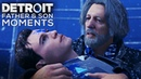 Hank Treats Connor Like His Son (Cole) FATHER SON MOMENTS - DETROIT BECOME HUMAN