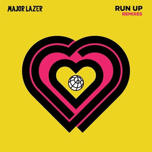 Major Lazer альбом Run Up (feat. PARTYNEXTDOOR & Nicki Minaj) [Remixes]