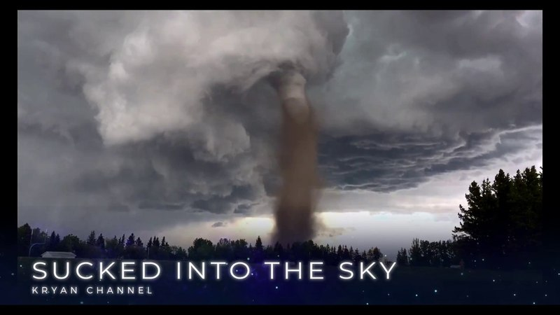 Rapture? People Got Sucked Into The Sky By Alien Vortex Some Return With Incredible Videos