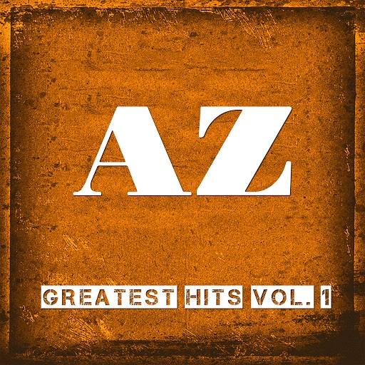 AZ альбом Greatest Hits, Vol.1