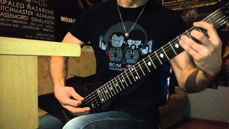 DYING FETUS - In the Trenches Cover