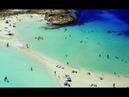 Лучший пляж Европы Nissi Beach в 4K на Mavic Pro в октябре