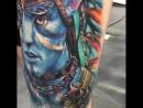 Идеи татуировок Khail Aitken (Inst: @khailtattooer)
