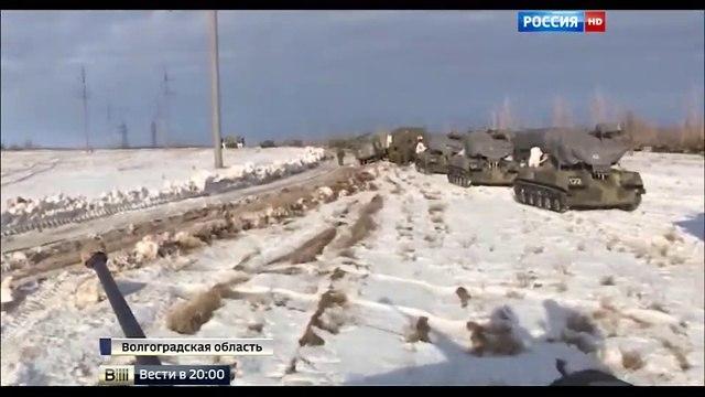Вести 2000 • Истребители, бомбардировщики и корабли подробности учений в России