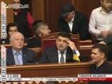 Рада: Нардепу отключили микрофон зарусский язык