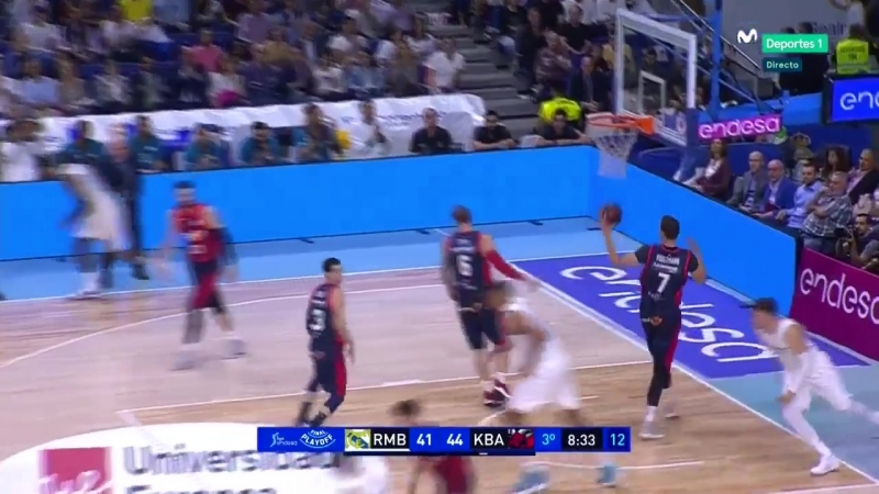 Luka Doncic Highlights Final ACB Game 1 vs Baskonia 13.06.2018