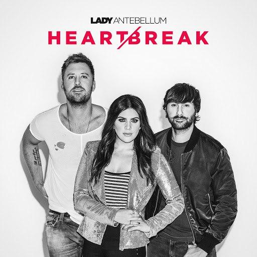Lady Antebellum альбом Heart Break