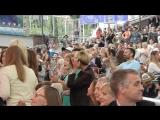 Горан Брегович и Свадебно-похоронный оркестр превратили Летний амфитеатр в Витебске в бесшабашный танцпол