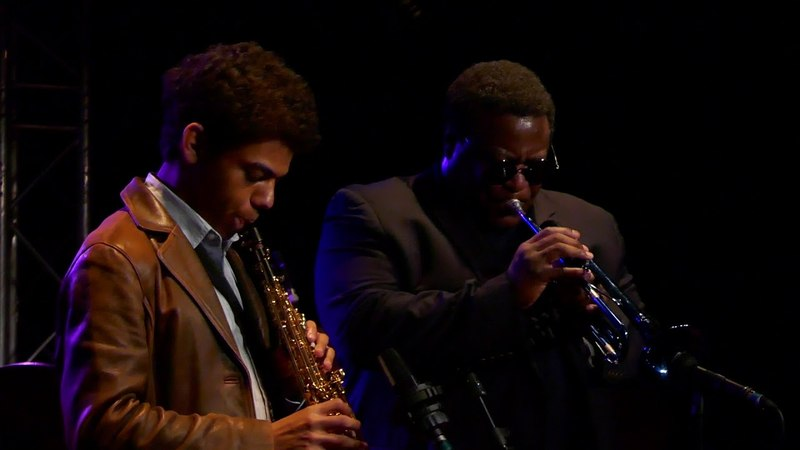 Wallace Roney - 2 (New Morning - Paris - October 17th 2017)