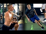 Lateral Quickness Basketball Training Overtime Athletes
