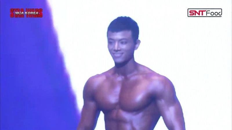 조각같은 몸매의 소유자! 니카 스타워즈 No 28 박영호_개인 하이라이트 (NICA KOREA_STAR WARS Highli