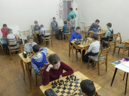 шахматно - шашечные турниры