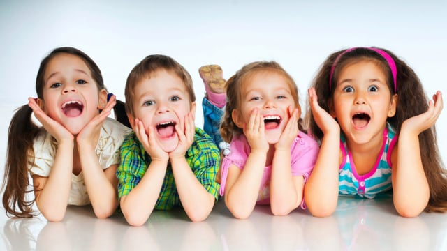 Один день из жизни в детском саду