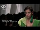 Информационное видео о показах Сары Сампайо сезона весга-лето 2017