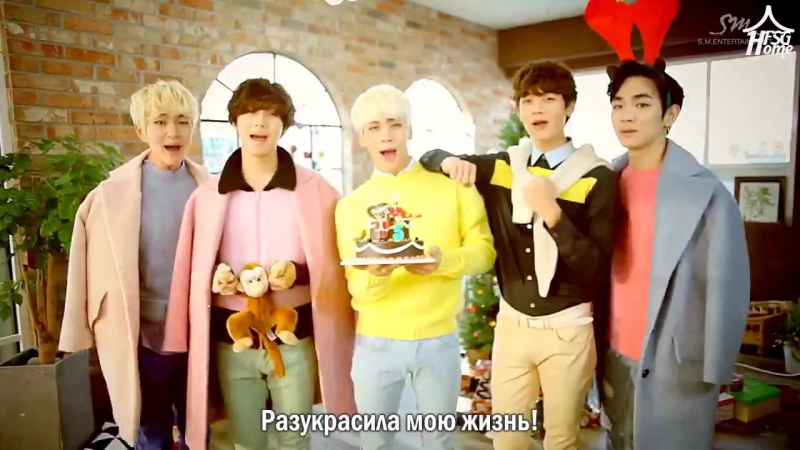 SHINee — Colorful [рус.саб]