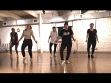 Choreography by Andrey Boyko | Work the middle
