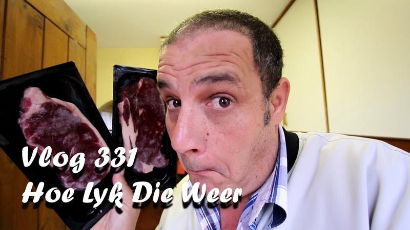 Vlog 331 Hoe Lyk Die Weer – The Daily Vlogger in Afrikaans [2018]