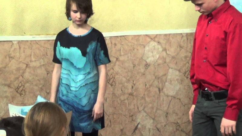 2015_02_13 - Лермонтов. 8й класс. Лариса Марселовна ч. 22
