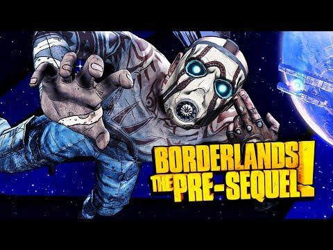 Borderlands The Pre-Sequel 01 - Кооператив