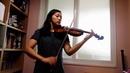 스즈키5협주곡 사단조1악장-비발디 Suzuki Violin 5 : Concerto in g minor - 1st mvt.( 바이올린 레슨 강사 김 4