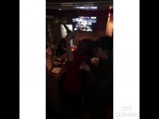 Masato (Coldrain) & Yosh (SSTP) - I Don't Want to Miss a Thing (Aerosmith Cover), Sapporo, Hokkaido (13.01.18)