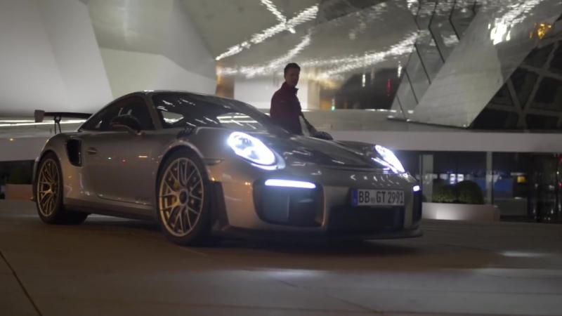 0-356 km_h (221 mph)_ Porsche 911 GT2 RS (991) meets Autobahn _ Topspeed _ sport
