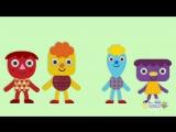 Walking Walking - Nursery Rhymes - Super Simple Songs