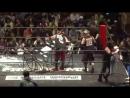 Daisuke Masaoka, Violento Jack (c) vs. Jun Kasai, Kenji Fukimoto (FREEDOMS - Jun Kasai Produce 2018 Series Opener)