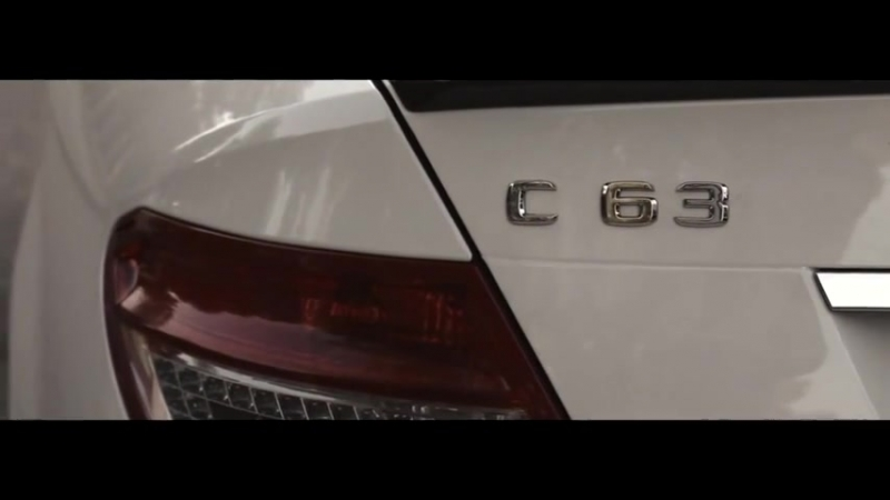 Mersedes C63 AMG