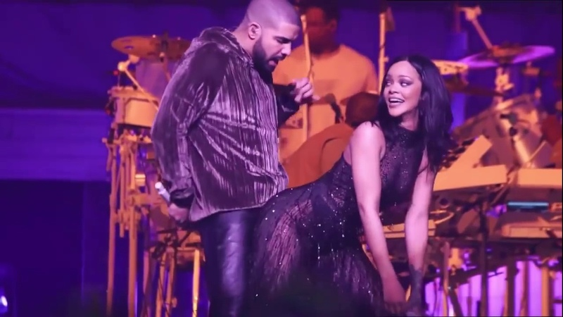 Drake - Rihanna - Work Live Concert 2017 HD