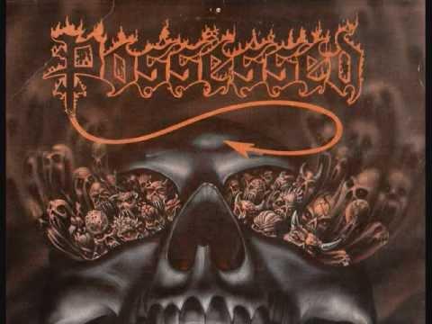 Possessed - Swing Of Th Axe - The Eyes Of Horror 1987