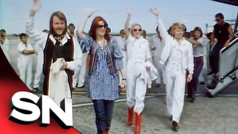 ABBA Thank you for the music Sunday Night