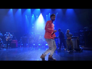 Justin Timberlake вживую исполнил песню Supplies