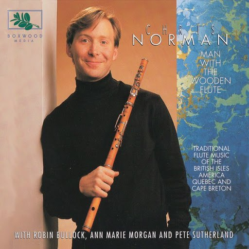 Chris Norman альбом Man With the Wooden Flute