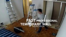 Temporary Wall Company NYC | Temporary Walls NYC