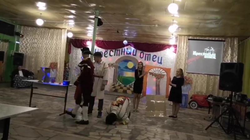 Мистер 2018 Никки Циркач Кумир Петр I