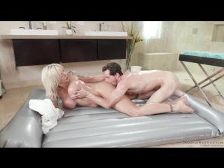 Nina Elle [ Porno, Big Tits, Tattoo, MILF, Shower, Body Massage, Blowjob, Deepthroat, Hardcore]