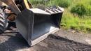 Будни нашего города в посёлке Мазульский рудник начались комплексные работы по благоустройству