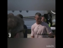 PaparazziGR Криштиану с семьей приземлился в Турине 15 7 2018