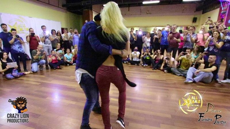 Frank y Gatica [ En La Intimidad by DJ Chapa ] @ All Stars Dance Fusion Weekend