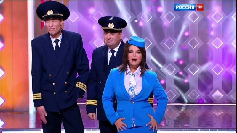 Наташа Королёва в Новогодний парад звёзд 2015 Москва-Oдесса