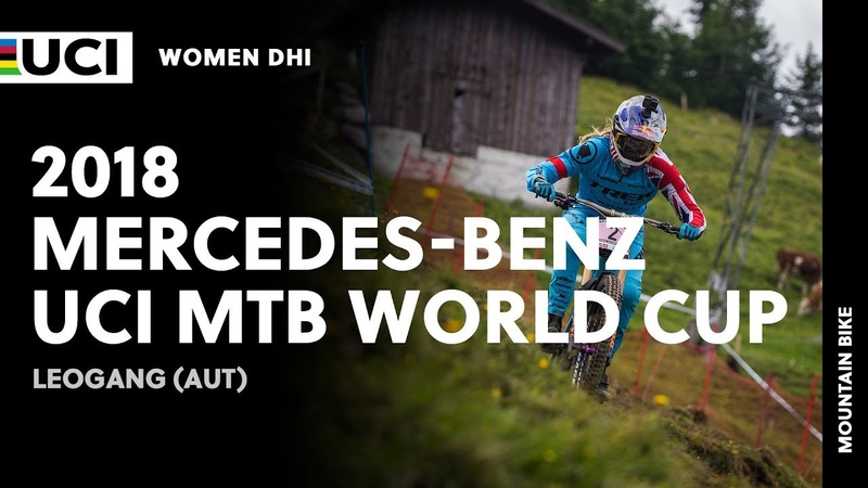 2018 Mercedes-Benz UCI Mountain Bike World Cup - Leogang (AUT) / Women DHI