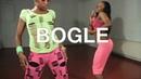 How to Dancehall 1 - Bogle