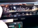 Реклама на FM 90,2 Радио Дача, в г. Саранск.