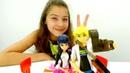 Polen ile unboxing video Marinette ve Adrien oyuncakları