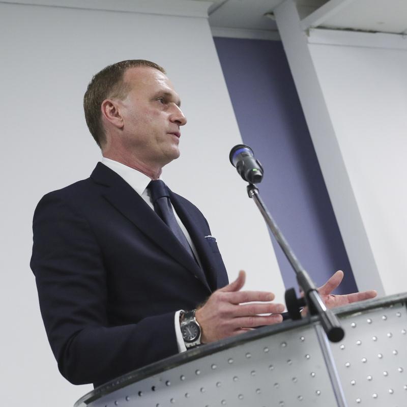 Андрей Соколов единогласно переизбран президентом ПФЛ!