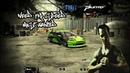 NFSMW:Fiat Punto Junkman Tunning vs Razor_-_Final Pursuit Gameplay Black Edition 2005