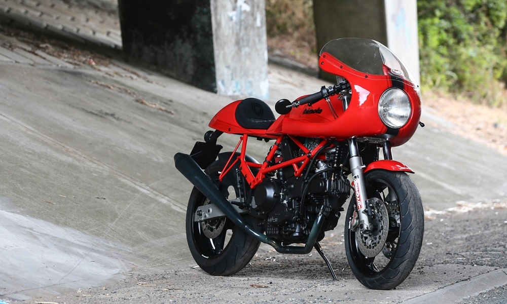 Made In Italy: кастом Bimota DB1